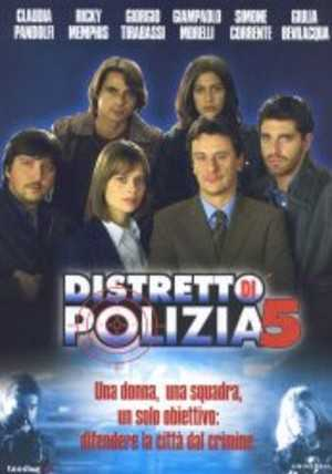 tv fiction, casting a cura di studio emme, agente sergio martinelli, serie tv distretto di polizia