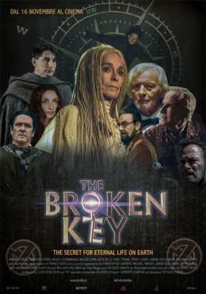 The Broken Key, presentazione alla stampa e uscita al cinema