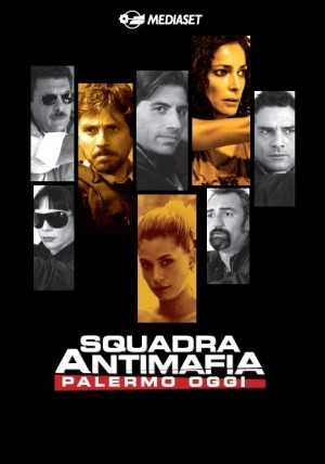 tv fiction squadra antimafia, con la collaborazione di sergio martinelli di studio emme