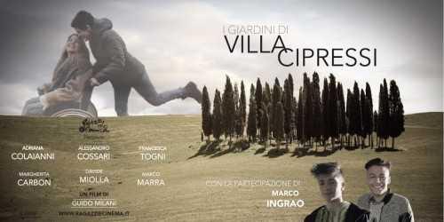 I giardini di Villa Cipressi con Marco Ingrao e Mirko Pianetti