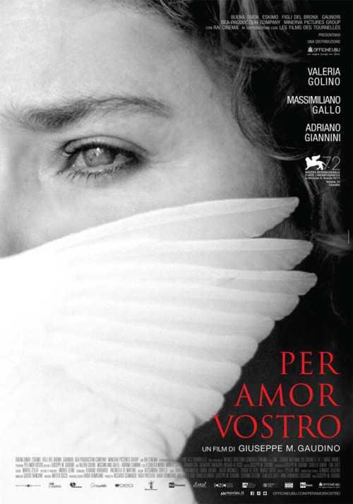 Per amor vostro al Festival del Cinema di Venezia