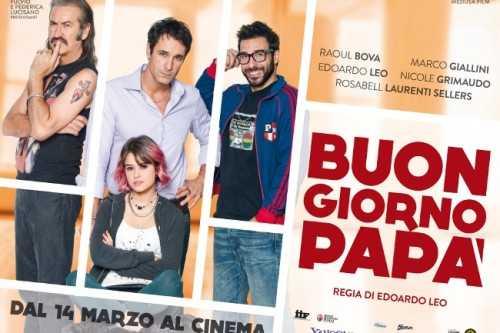 """""""Buongiorno papà"""" con Rosabell, oggi su Mediaset alle 21.10"""