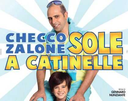 Sole a catinelle, in prima assoluta su Canale 5