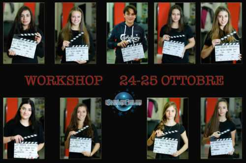 Workshop di recitazione del 24 e 25 ottobre