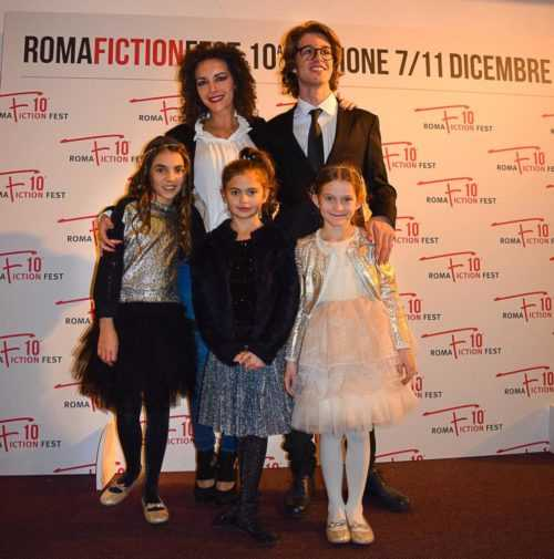 Red carpet Amore pensaci tu al #RFF2016