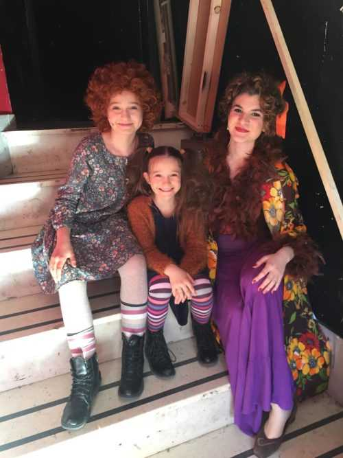 Annie Jr, un musical travolgente