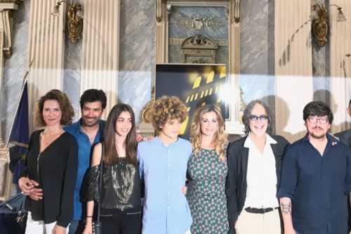 L'amore il sole e le altre stelle, la conferenza stampa
